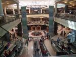 Mall Shoppers Get a Surprise