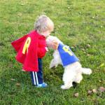 Tiny Superheroes: Acknowledging The Heroism of Children