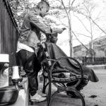 Hairstylist For The Homeless
