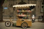 Street Books: Library on Wheels For People Outside