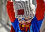 Hats Warm Heads and Hearts of Kids with Cancer
