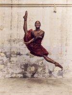 A War Orphan Who Became a Ballerina