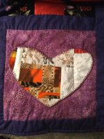 Karma Quilts: One Woman's Labor of Love Offering